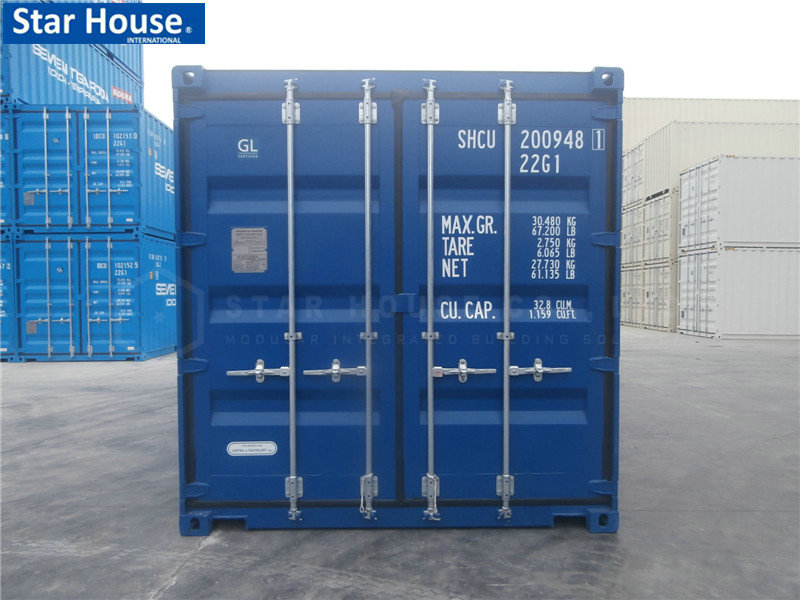 10'+10' Duo Container