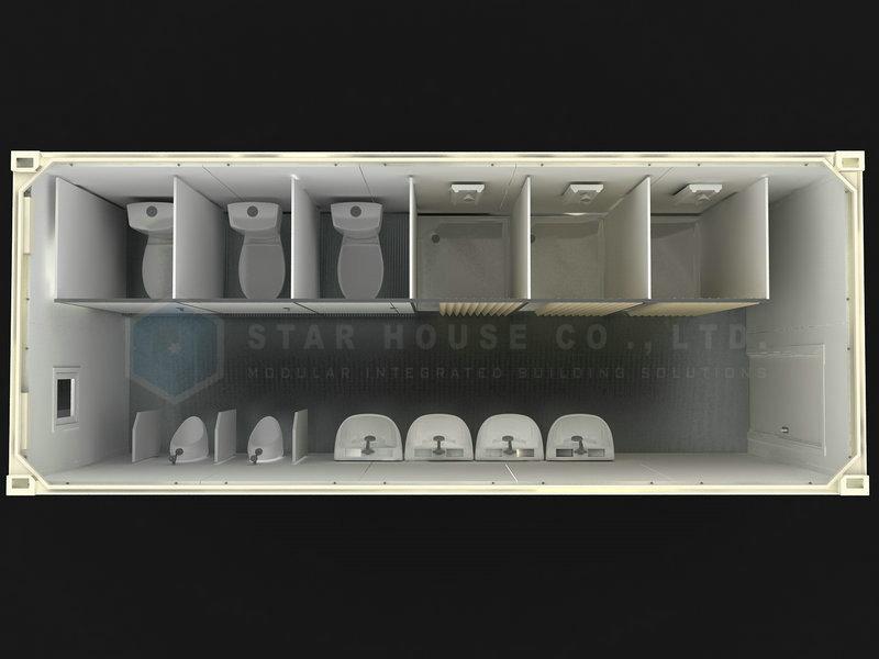 Ablution Unit