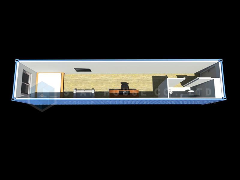 8 x 40ft Business unit-1 Model MC-4004